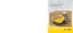 Wywrotki kolebkowe Wacker-Neuson 6001 s