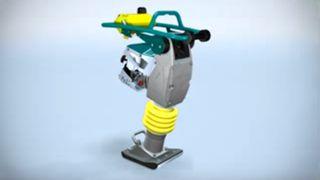 Vibratory Rammer ACR (en) - Product range Ammann Group