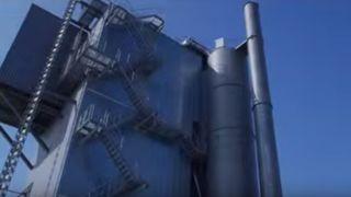 as1 control system for asphalt mixing plants (en) - Ammann Group